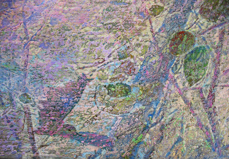 Утренний полёт-2 by Alexander Vlasyuk - search and link Fine Art with ARTdefs.com