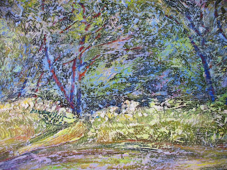 Summer by Alexander Vlasyuk - search and link Fine Art with ARTdefs.com