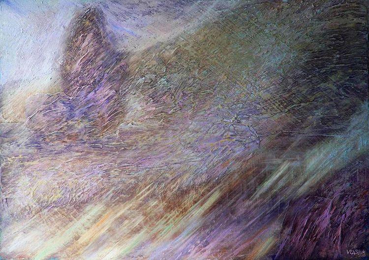 Spring day by Alexander Vlasyuk - search and link Fine Art with ARTdefs.com