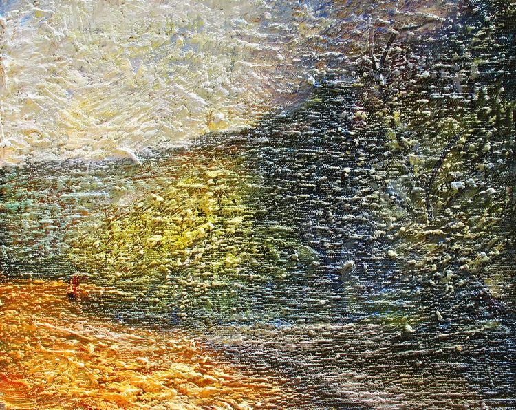 June's Impression by Alexander Vlasyuk - search and link Fine Art with ARTdefs.com