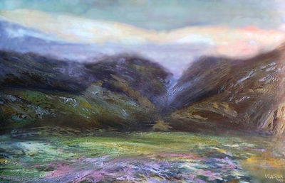 Cloud by Alexander Vlasyuk - search and link Fine Art with ARTdefs.com