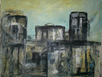 Kobane #4 by Ferhad Khalil - search and link Fine Art with ARTdefs.com