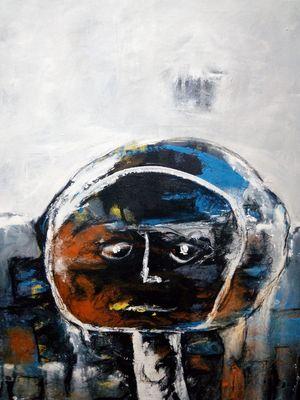 Shingal Sinjar Child by Ferhad Khalil - search and link Fine Art with ARTdefs.com