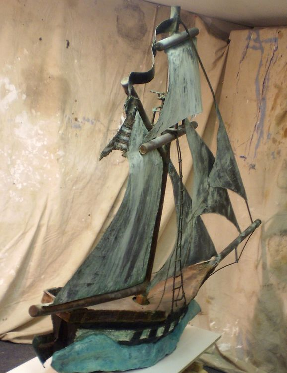 Privateer by William Barth Osmundsen - search and link Fine Art with ARTdefs.com