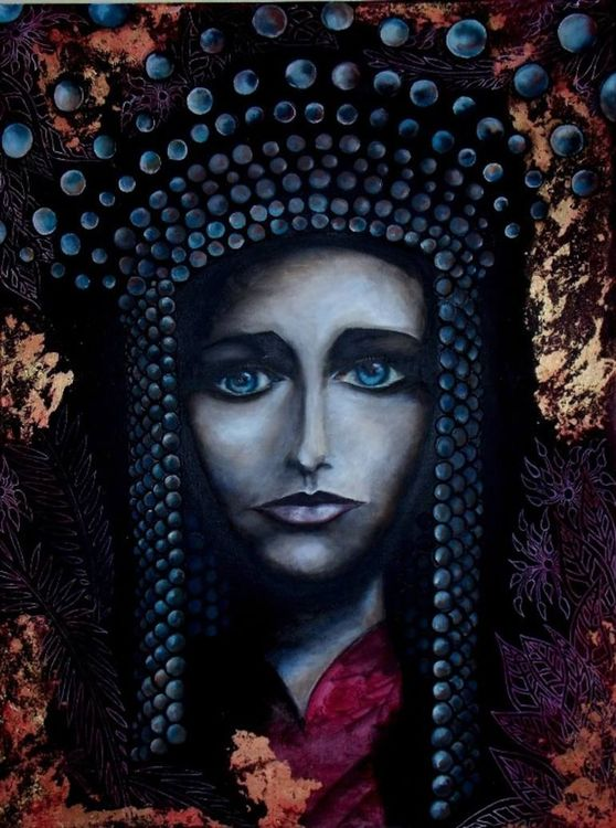 Sémiramis by Isabelle Le Pors - search and link Fine Art with ARTdefs.com