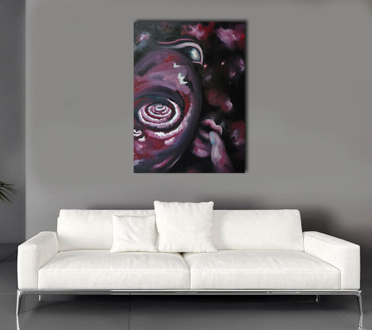 Heart by Lu Art - search and link Fine Art with ARTdefs.com