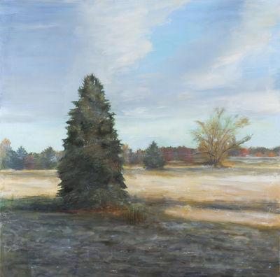 Tree in Farmington by Mara Sfara - search and link Fine Art with ARTdefs.com