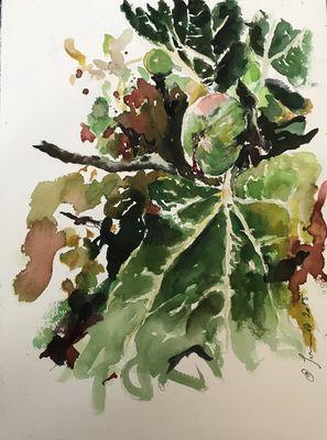 Fig  by Olfa Jomaa - search and link Fine Art with ARTdefs.com