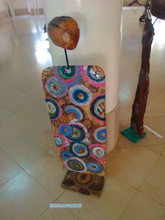 fat woman by Nino Trindade - search and link Fine Art with ARTdefs.com