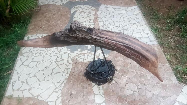 flamingo by Nino Trindade - search and link Fine Art with ARTdefs.com