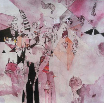 Emoticon by Mario Viani - search and link Fine Art with ARTdefs.com