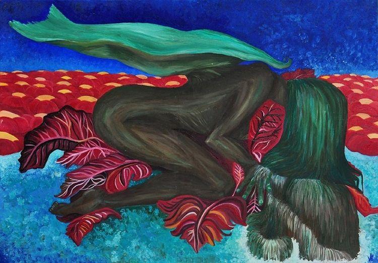 Il Pianto della Fata by Virginia Ersego - search and link Fine Art with ARTdefs.com