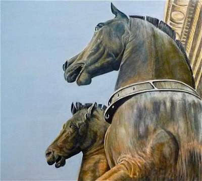 Glory by Allan Skriloff - search and link Fine Art with ARTdefs.com
