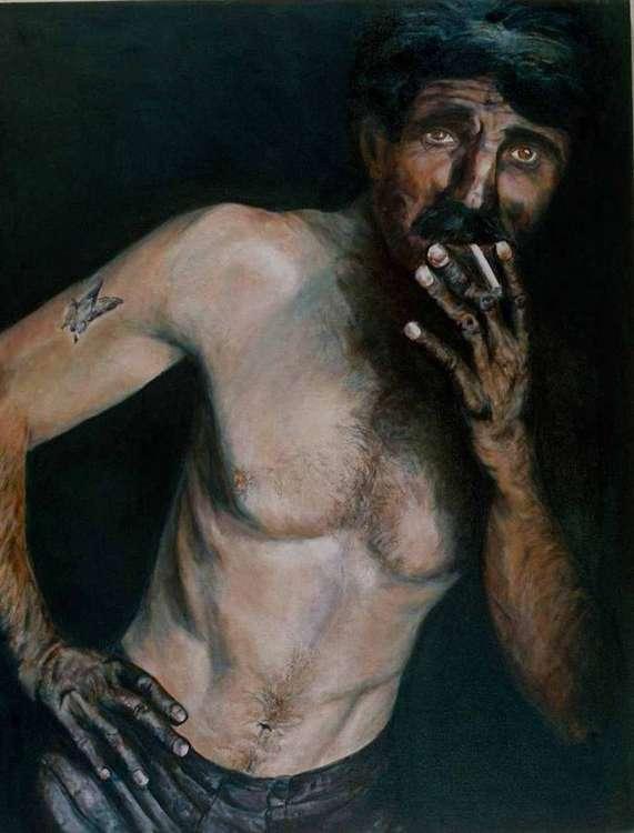 Cole Miner by Allan Skriloff - search and link Fine Art with ARTdefs.com