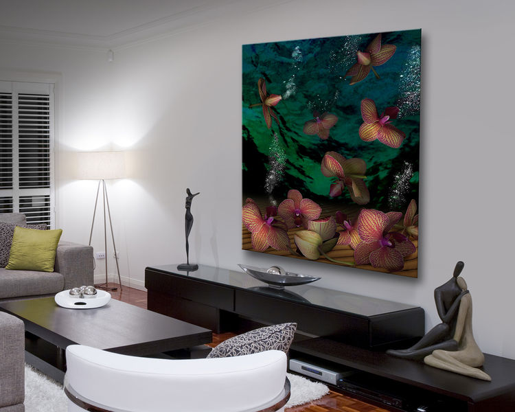 Orchid Honduras by Andrea DiFiore - search and link Fine Art with ARTdefs.com