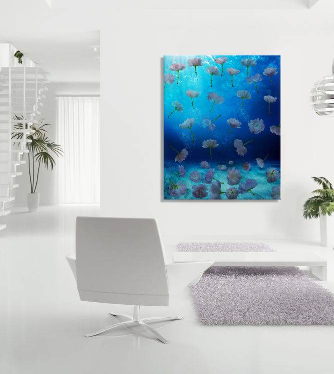 Cherry Blossom Japan by Andrea DiFiore - search and link Fine Art with ARTdefs.com