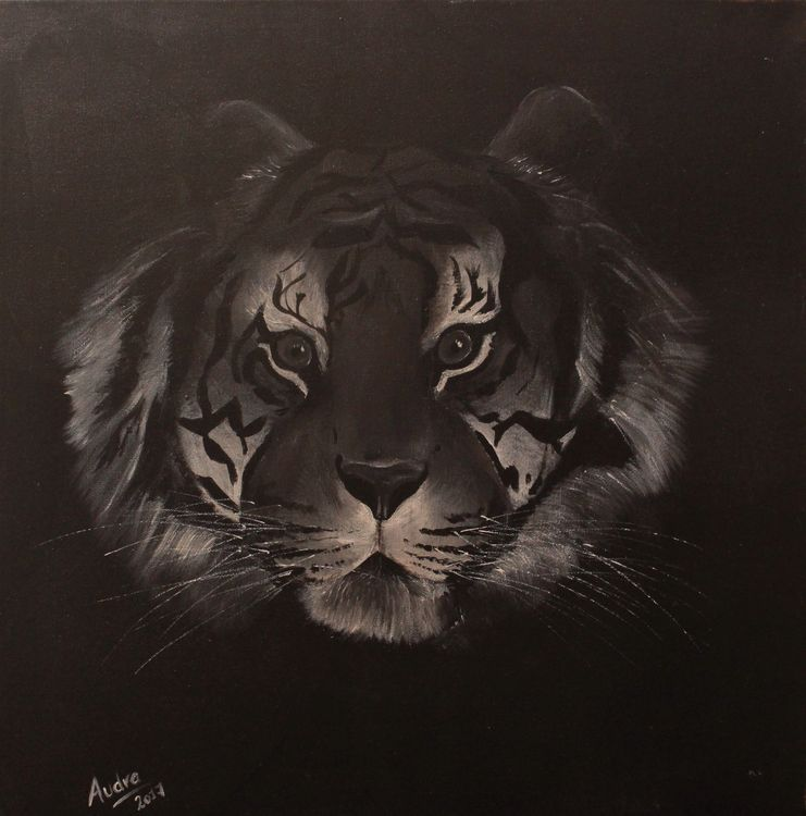 Danger of extinction  by Audra Diaz - search and link Fine Art with ARTdefs.com