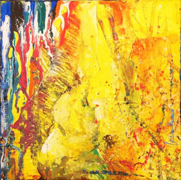 FUR ELSE  by Bansri Chavda - search and link Fine Art with ARTdefs.com
