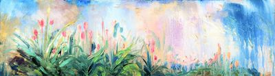 AND I GROW AGAIN  by Bansri Chavda - search and link Fine Art with ARTdefs.com