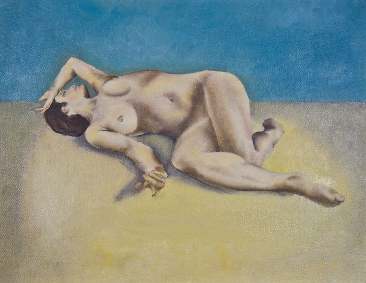 Sleep by Bianca Franklin - search and link Fine Art with ARTdefs.com