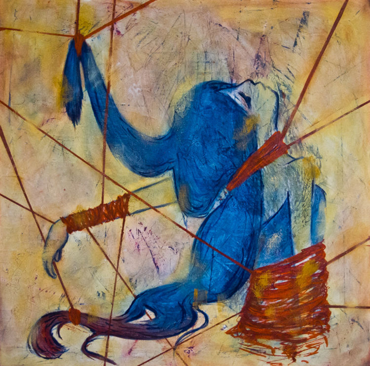 Circumstance by Bianca Franklin - search and link Fine Art with ARTdefs.com