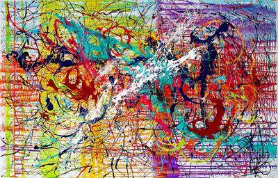 """Aura"" By Caroline Vis by Caroline Vis - search and link Fine Art with ARTdefs.com"