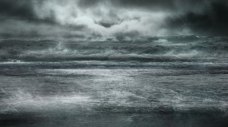Maelstrom by Chris Tuff - search and link Fine Art with ARTdefs.com