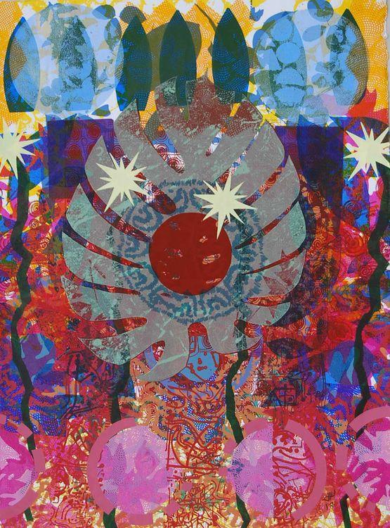 Island Sprite by Carlos Uribe - search and link Fine Art with ARTdefs.com