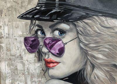 Retrato de chica by Cristian Mesa Velázquez - search and link Fine Art with ARTdefs.com