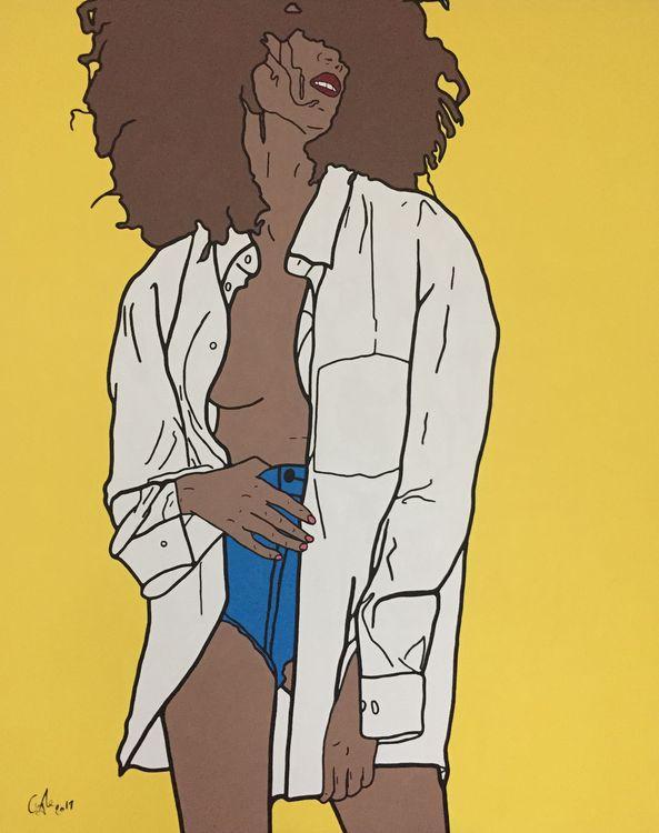 No.1 by Emma Coyle - search and link Fine Art with ARTdefs.com
