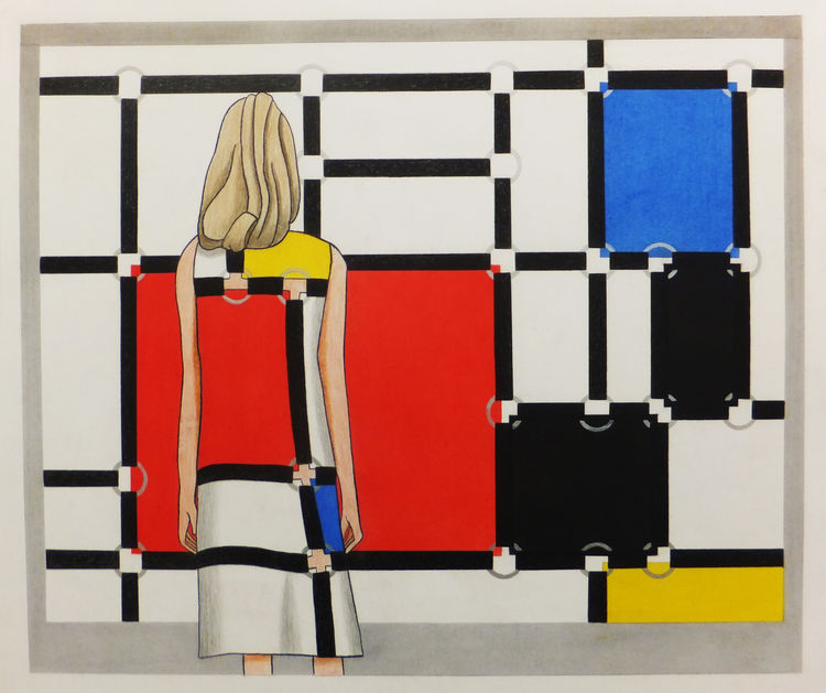 Two Secured Works Of Art by Walter Fydryck - search and link Fine Art with ARTdefs.com