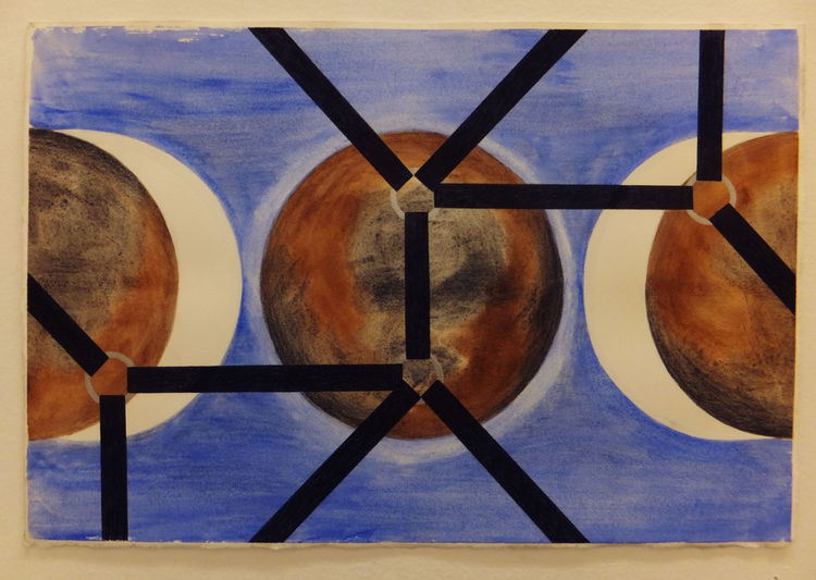 Captured Eclipse by Walter Fydryck - search and link Fine Art with ARTdefs.com