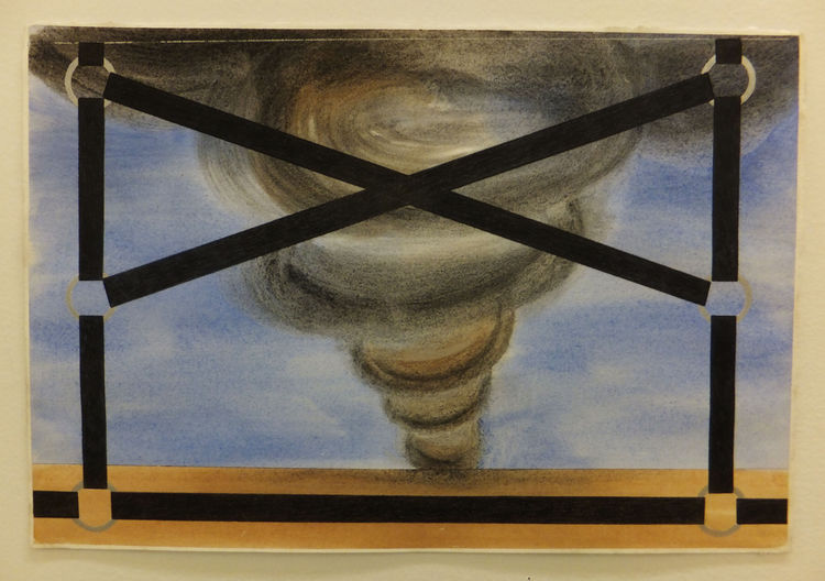 Captured Tornado by Walter Fydryck - search and link Fine Art with ARTdefs.com