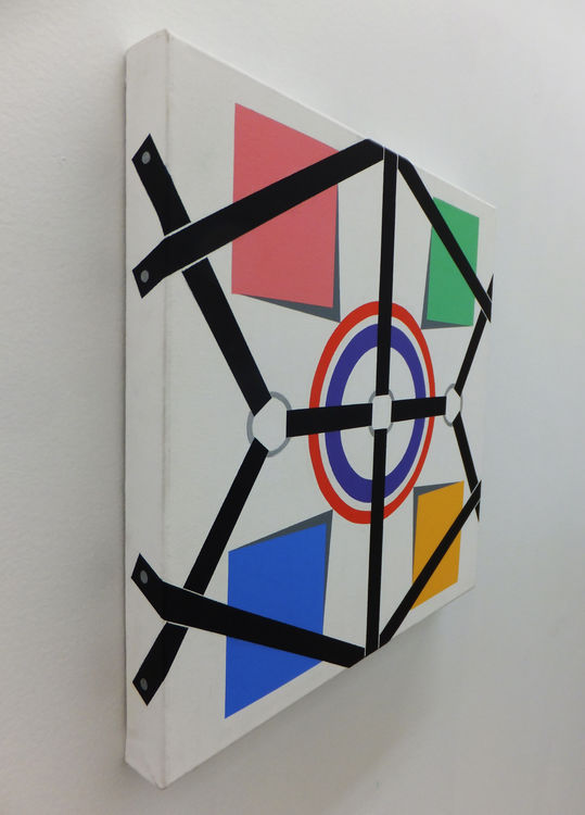 Secured Placements by Walter Fydryck - search and link Fine Art with ARTdefs.com