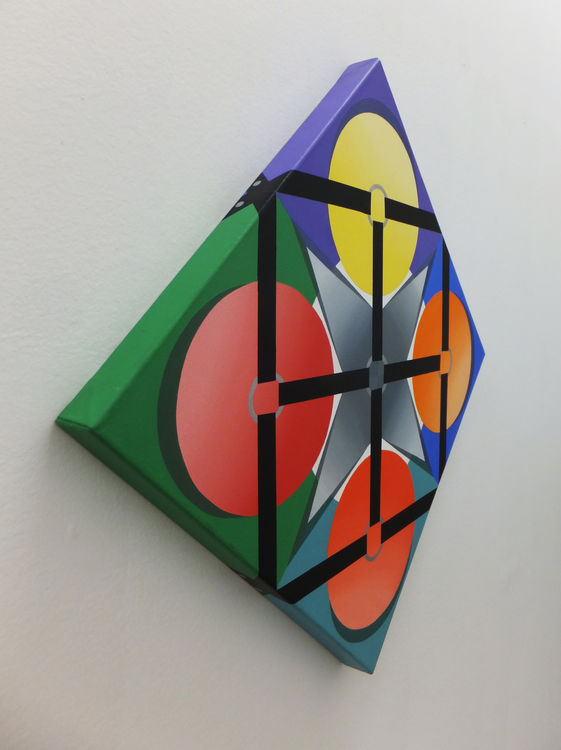 Maintaining Color Theory by Walter Fydryck - search and link Fine Art with ARTdefs.com
