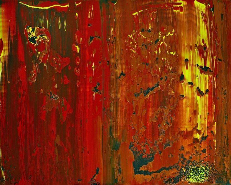 Flame Game by Gaya Karapetyan - search and link Fine Art with ARTdefs.com