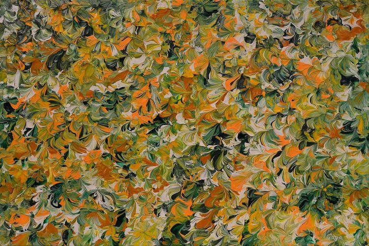 Copper Field by Gaya Karapetyan - search and link Fine Art with ARTdefs.com