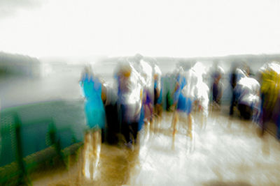 Ferry Legs by George Kaplan - search and link Fine Art with ARTdefs.com