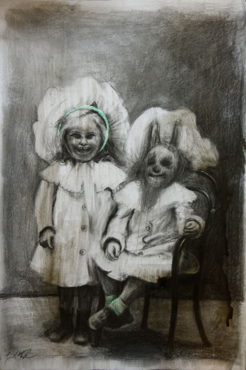 Brothers XVII by Giuditta-R - search and link Fine Art with ARTdefs.com