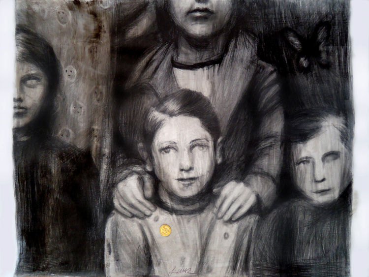 Our family secret II by Giuditta-R - search and link Fine Art with ARTdefs.com