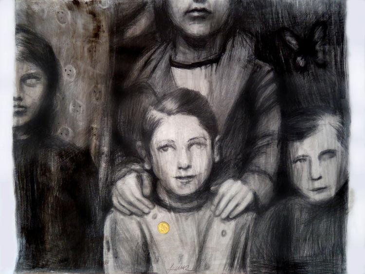 Our family secret II by Giuditta-R - search and link Fine Art with ARTdefs.com