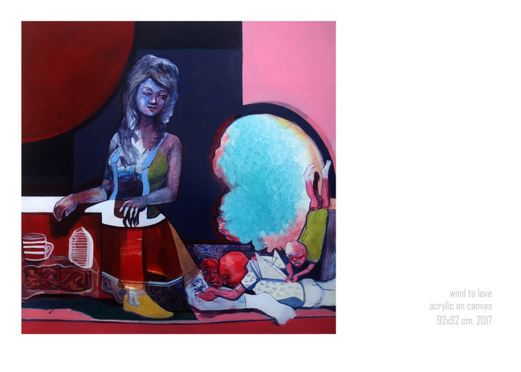 request for love  by Gyanendra Pratap Singh - search and link Fine Art with ARTdefs.com