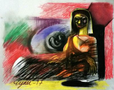 reforcemeet by Gyanendra Pratap Singh - search and link Fine Art with ARTdefs.com
