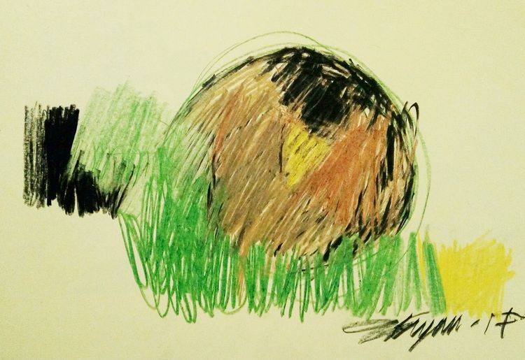 earthbound  by Gyanendra Pratap Singh - search and link Fine Art with ARTdefs.com