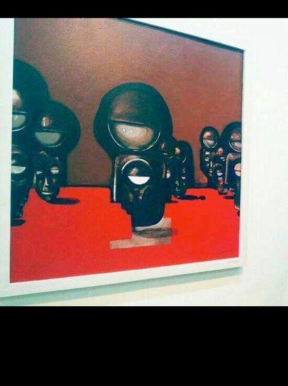 Third eye  by Gyanendra Pratap Singh - search and link Fine Art with ARTdefs.com