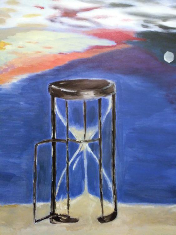 No Longer Prisoner by Junior Ikpe - search and link Fine Art with ARTdefs.com