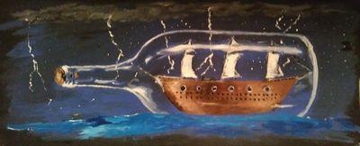 Safe Passage by Junior Ikpe - search and link Fine Art with ARTdefs.com