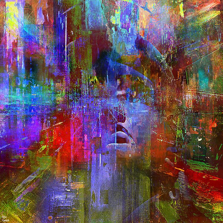 La statue by Joe Ganech - search and link Fine Art with ARTdefs.com
