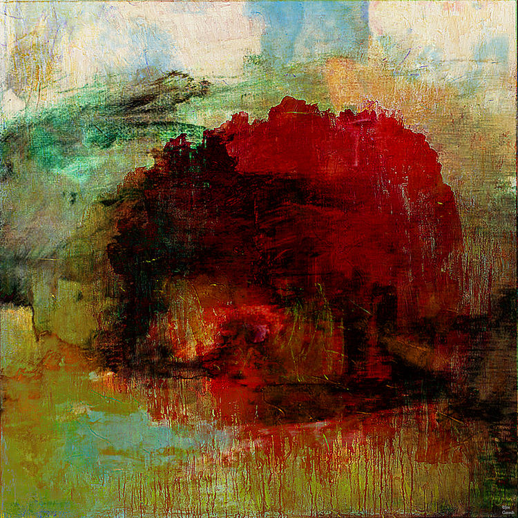 Faire abstraction 4 by Joe Ganech - search and link Fine Art with ARTdefs.com