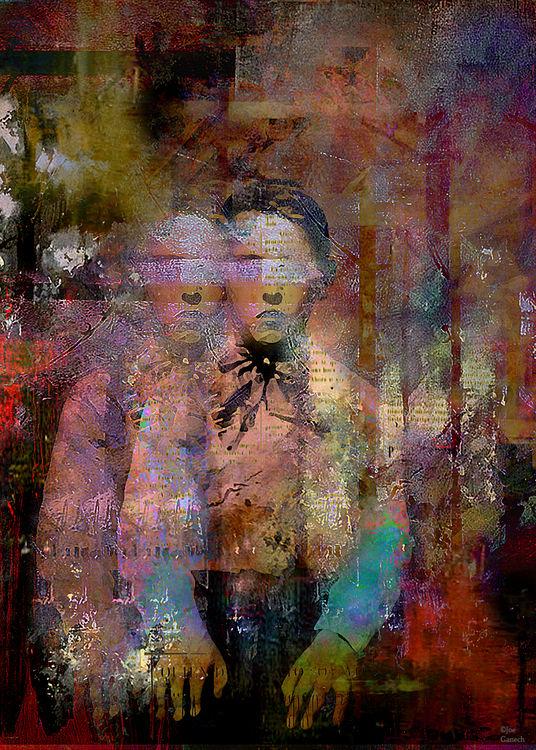 The Kid  by Joe Ganech - search and link Fine Art with ARTdefs.com